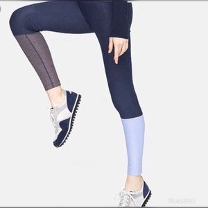 Outdoor Voices Dipped Warmup Legging M